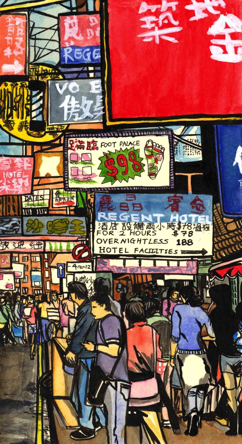 Hong Kong mongkok low res