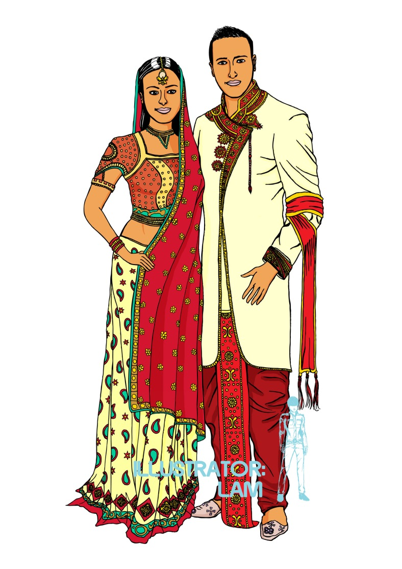 Indian Wedding lr tag