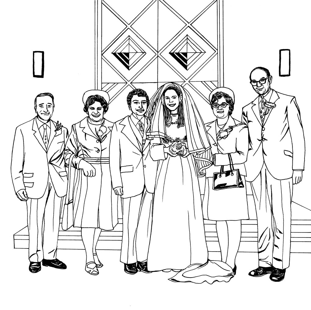 Wedding anniversary coloring pages for Wedding anniversary coloring pages