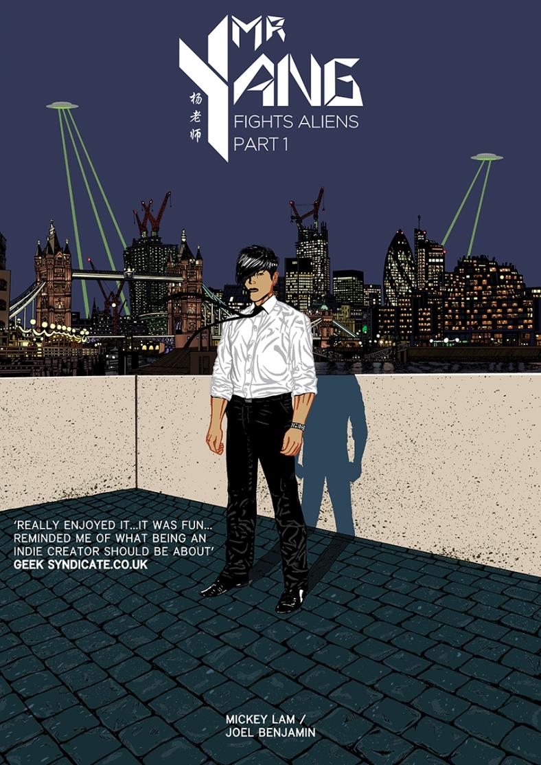 MR YANG COLOUR COVER